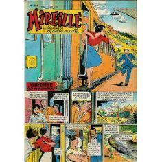 Mireille (n°261) du 04/02/1959 - Dessins de : Jean Sidobre (couv.) - Claude Verrier - Jean-Louis Pesch - Angelo Di Marco - George Scarbo - Henri Dimpre - Ham -... [Magazine mis en vente par Presse-Mémoire]