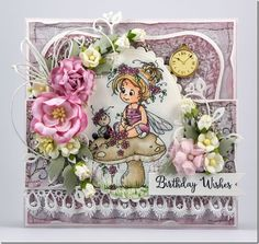 Whimsy Inspirations Blog: Wee Poppy