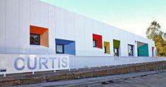 Nursery School in Curtis, A Coruña | Estudio de Arquitectura NAOS | Archinect