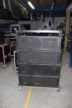 Stage Equipment, Sound Studio, Audio, Memories, Live, Boxes, Memoirs, Souvenirs, Audio Studio