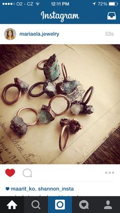Rings Jewellery, Rings, Jewels, Jewelry Shop, Jewerly, Ring, Jewelery, Jewlery, Wire Wrapped Rings