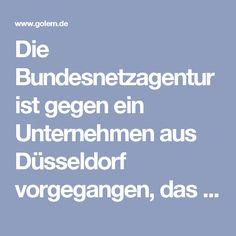Die Bundesnetzagentur ist gegen ein Unternehmen aus Düsseldorf vorgegangen, das Werbe-SMS mit pornografischen Inhalten versandt hatte. Dabei seien hochpreisige 0900-Rufnummern genutzt worden. Gesperrt wurden die Rufnummern 9005001012, 9005700735, 9005701000, 9005858006, 9005399299, 9005806708, 9005701010, 9005001490, 9005859120, 9005227322, 9005654595 und 9005654545. Die Zusendung der SMS erfolgte ohne vorherige Einwilligung der Verbraucher und damit rechtswidrig. Mindestens in einem Fall…