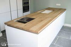 Droomhout |  Keukenbladen - Maatwerk