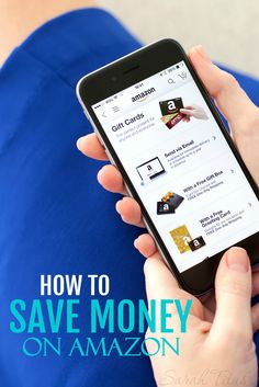 These aren't just some quick tips thrown your way. This is a step-by-step tutorial on how to not only save money on Amazon, but how to sneakily have them throw savings your way!