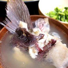 鯛と塩チビっとだけ! 美味い! - 49件のもぐもぐ - 鯛の潮汁 by Lizardon