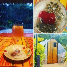 Y una bebida hidratante después de una sesión en la casa de Vapor!  #bienestar #wellnes #sindamanoy #zapatoca #santanderhttps://www.instagram.com/p/BPeDEYQhwNd/