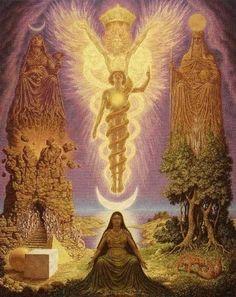 "5th Dimensional Consciousness ~ A ""Hermes"" Mercury Retrograde — Love Has Won"