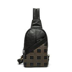 Genda 2Archer Echt Leder Tasche Brusttasche Fashion Sport Casual Herren Umhängetasche (Schwarz) Genda 2Archer http://www.amazon.de/dp/B015S896TO/ref=cm_sw_r_pi_dp_LwUlwb1TJS3PA