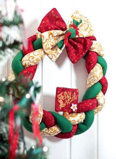 Guirlanda de Natal - Xmas