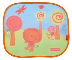 #Fisher-Price Pop Up #Sunshade Twin Pack available online at http://www.babycity.co.uk/