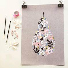 Hanna Nyman Paper poetry by Stockholm based designer and print designer Hanna Nyman. WebShop on website.