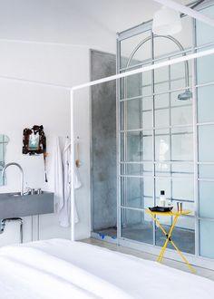 #Alsartopiace #doccia #camera con vista