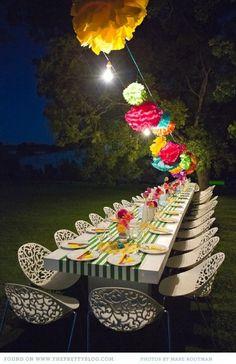 週末はガーデンパーティーで決まり!庭で小粋におもてなし | iemo[イエモ] | リフォーム&インテリアまとめ情報