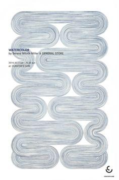 WATERCOLOR by Serena Mitnik-Miller & GENERAL STORE 2014.10.11(sat)-10.26(sun)