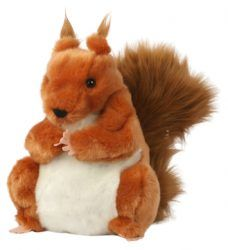 The Puppet Company - Red Squirrel (Hand Puppet)