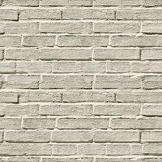 Awesome Seamless White Brick