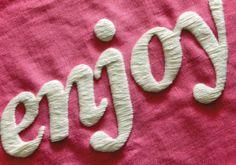Embroidery Art by yumiko higuchi