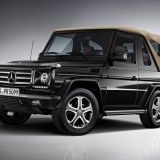 Mercedes-Benz Says Goodbye to the G-Class Cabriolet with the Final Edition #NobleandRoyal