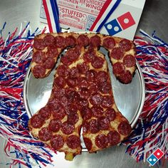 Pizza, liberty, and the pursuit of happiness.