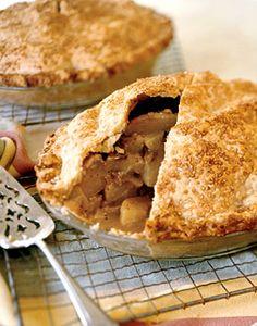 Spiced-Pear Pie Recipe | Epicurious.com