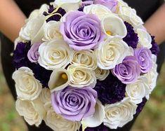 Custom handmade crepe paper flowers. by ThePrettyPaperPetal
