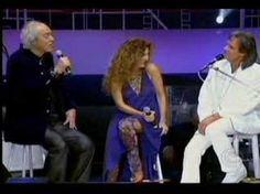 Roberto Carlos -  Sentado à beira do caminho, com Erasmo Carlos e Wanderleia