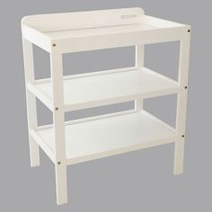 Changing Table, White