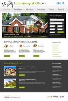 Button Smyly Enterprises Inc. provides website designing service in US for organizations and associations those are professional and simple to keep up with adaptable configuration for future advancement. We provide interactive website designs that are well versed with latest improvements in market.