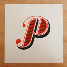 P Jessica Hische playful, hand lettering