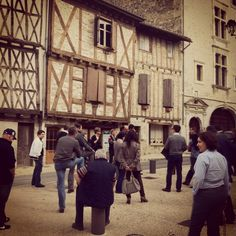 History Tour of Nerac  Little French Retreat https://www.facebook.com/littlefrenchretreat?ref=hl
