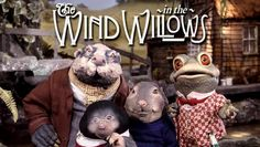 The wind in the willows - stop motion tv series 90s Childhood, Childhood Memories, Willow Movie, Stop Frame Animation, Tv Shows Online, Vintage Tv, Netflix Movies, Stop Motion, Actors