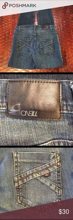 """O'Neill Stringer Fit Jean Size 33 O'Neill Stringer Fit Jean Size 33. Jean has a 32 1/2"""" inseam. Jean is in excellent condition with no signs of wear. Comes from a Smoke Free/Pet Friendly home. Offers always welcome. O'Neill Jeans Skinny"""
