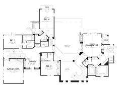 Image for Valencia-Casa Designio de la Cielos-Upper Floor Plan