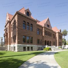The landmark Old Orange County Courthouse is Southern California's oldest court building, and has been witness to many of the events which shaped present day Orange County Orange City, Heritage Museum, Museum Displays, Present Day, Native American Art, Vintage Pictures, Oc, Southern, Santa