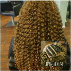 Crochet Braids by Kamara HairBeat in Los Angeles, CA 323.298.2170