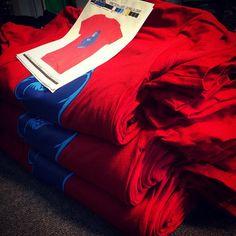 Orderz up! #superiorink #fashion #apparel #design #printing