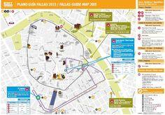 Plano para Valencia en Fallas 2015 de líneas de autobús (EMT) - http://www.valenciablog.com/plano-para-valencia-en-fallas-2015-de-lineas-de-autobus-emt/