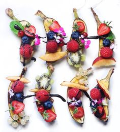 The Fruit Boat Trend Is Taking Smoothie Bowls to a Whole New Level   Shape Magazine Banana Boat