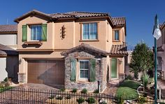 Palmer New Home Plan in The Legends at Southern Highlands by Lennar