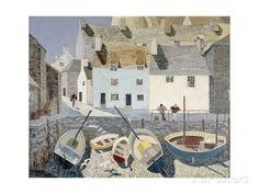 Polperro Giclee Print at AllPosters.com