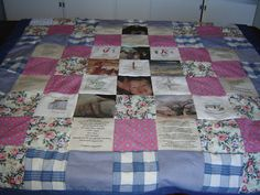 Quilt - A wedding quilt for my sis