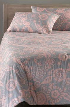 Nordstrom at Home 'Pavillion' Reversible Comforter Set available at #Nordstrom