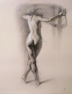 Sketch study by Roberto Ferri