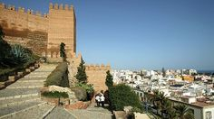 La Alcazaba de Almería. España
