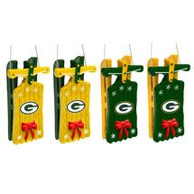 The latest Green Bay Packers merchandise is in stock at FansEdge. Enjoy fast shipping and easy returns on all purchases of Packers gear, apparel, and memorabilia with FansEdge. Christmas Crafts For Gifts, Xmas Gifts, Christmas Themes, Craft Gifts, Christmas Ornaments, Green Bay Packers Merchandise, Green Bay Packers Fans, Nfl Green Bay, Packers Baby