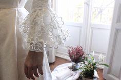 Top 5 (III) diseñadores de novia - My Valentine Dánae Tobajas