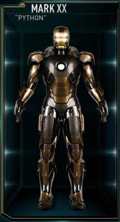 Python...?  import Ironman?