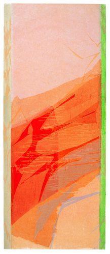 Fayga Ostrower, woodcut, fascinating!
