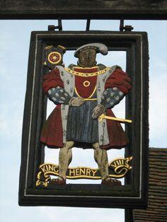King Henry VIII, Hever, Kent