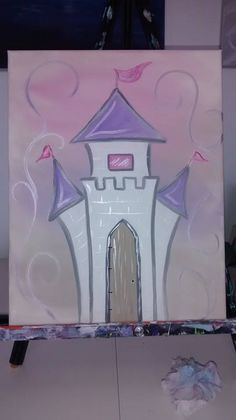 Purple Castle 5 years and up